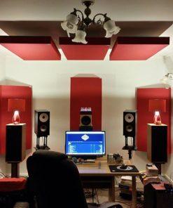 GIK 242 Acoustics Panels in Auckland NZ Home Studio