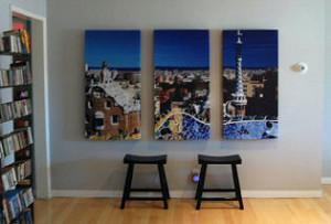 GIK Acoustics ArtPanel 004