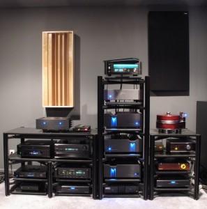 GIK Q7d in listening room