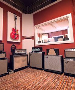 Lost Ark Studio Guitar Amps 242 Acoustic Panels GIK Acoustics