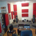 On Air Mastering Studio GIK Acoustics