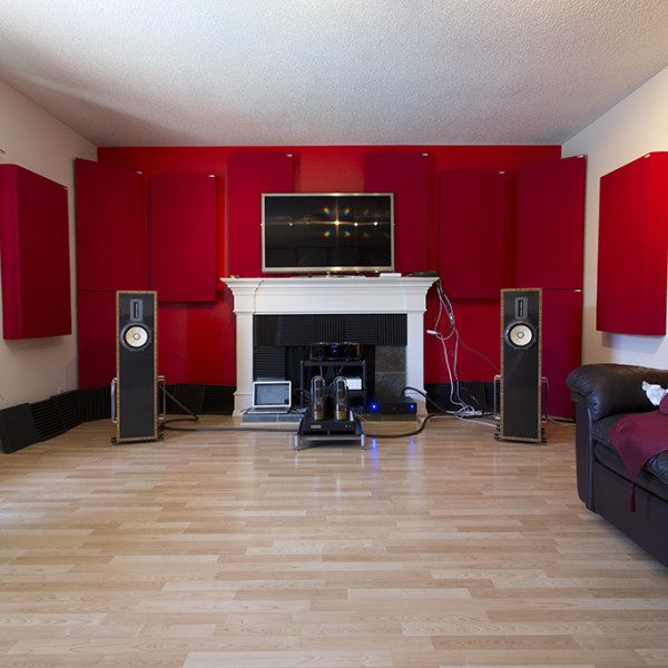 Sonus home theater GIK Acoustics AudioCircle