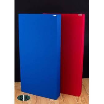 GIK Acoustics 244 Bass Traps blue red sq
