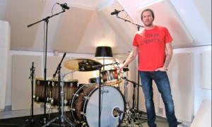 Scott Underwood du Train aver GIK Acoustics