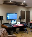 Nathanael Iversen Office GIK Acoustics 244 Monster & Tri Trap