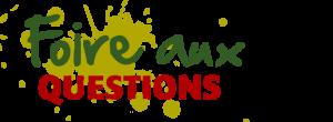 FAQ French Foire aux questions