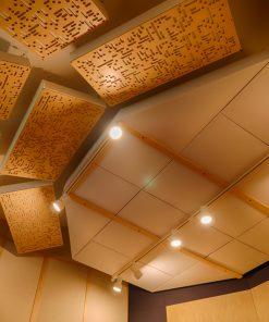 Brandon Jones GIK Acoustics Alpha Pro series Cloud