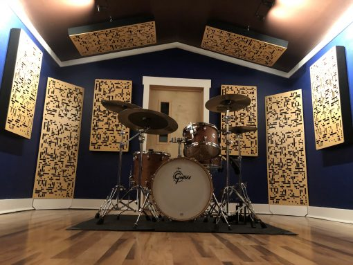 Chris Wadsworth GIK Acoustics 4A Alpha Series Pro