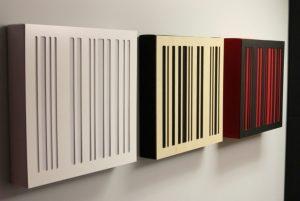 GIK Acoustics Alpha Series plate color options