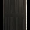 GIK Alpha Panel 23.75×47.75 black panel black fabric