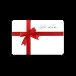Certificats Cadeau