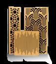La Serie Impression diffuseur absorbeur panneaux acoustiques bass trap
