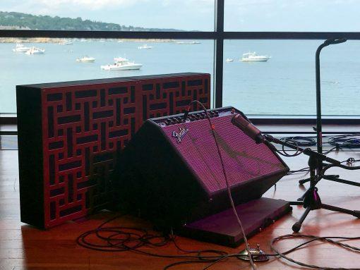 Bradley Royds Compressor GIK Acoustics Impression Series