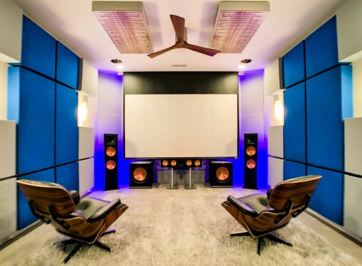 Richard Fox Studio GIK Acoustics Impression Series