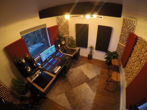 Sam Ludeman GIK Acoustics Impression Series Pro