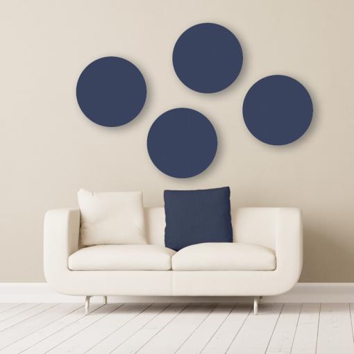 GIK Acoustics DecoShapes Acoustic Circle Pannel