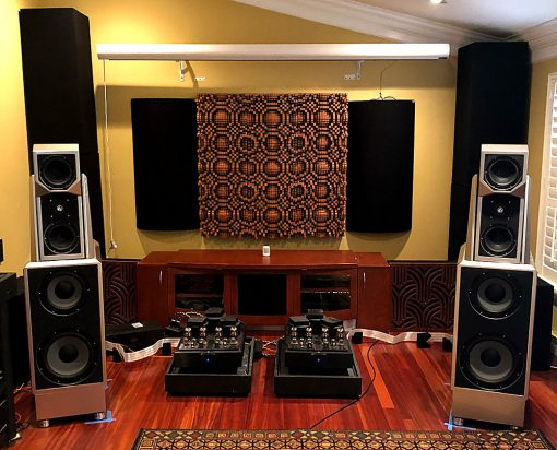 GIK Acoustics Diffuseur Quadratique Gotham N23 5″