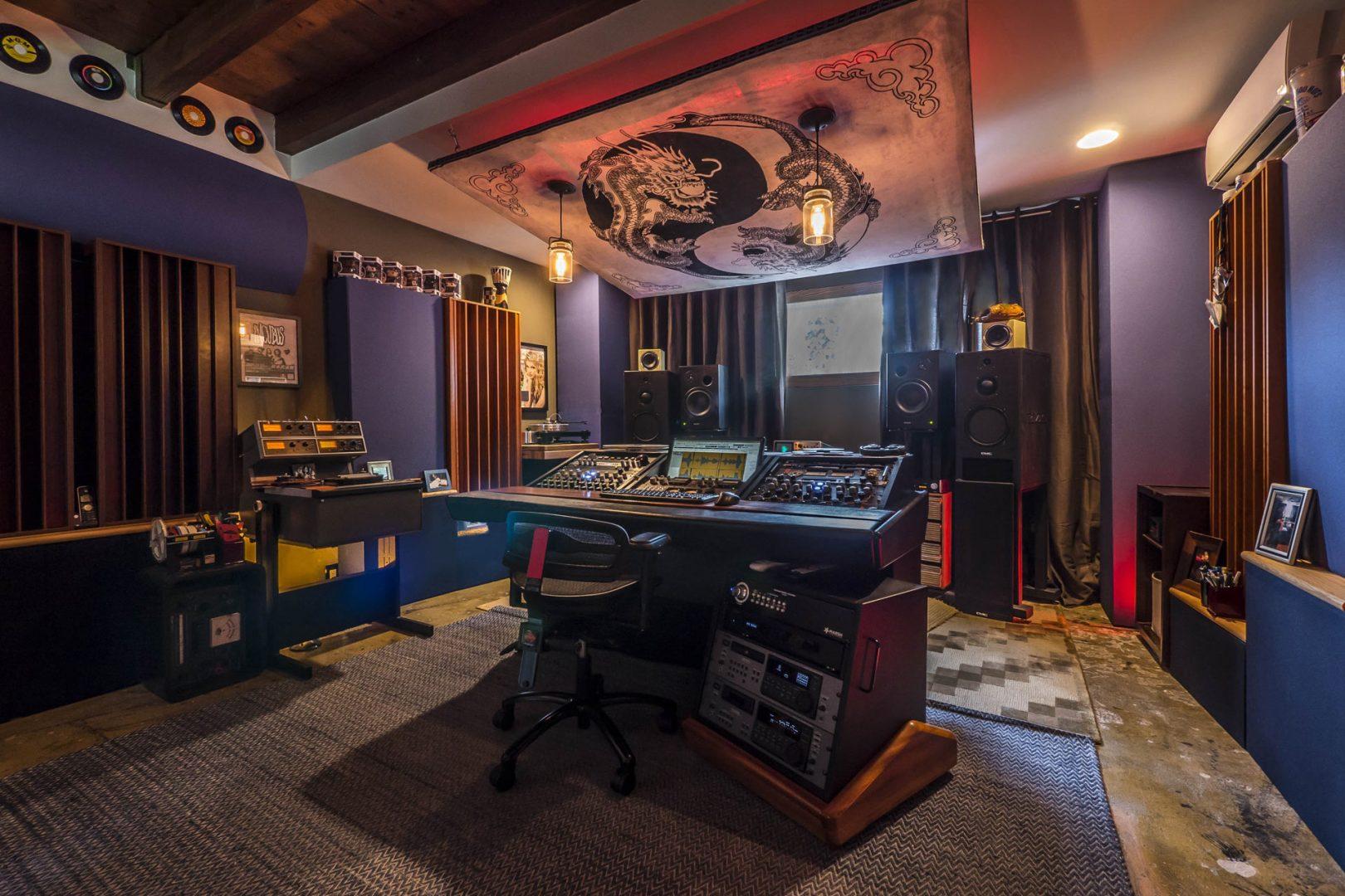 Marsh Mastering Studio Principal 2016