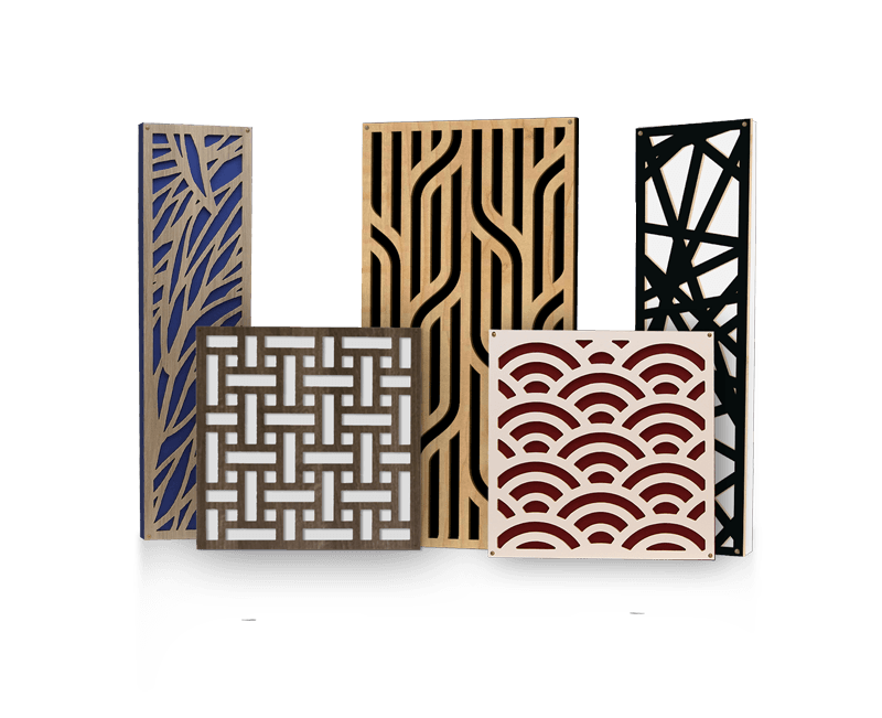 GIK Acoustics New Designs for La Serie Impression