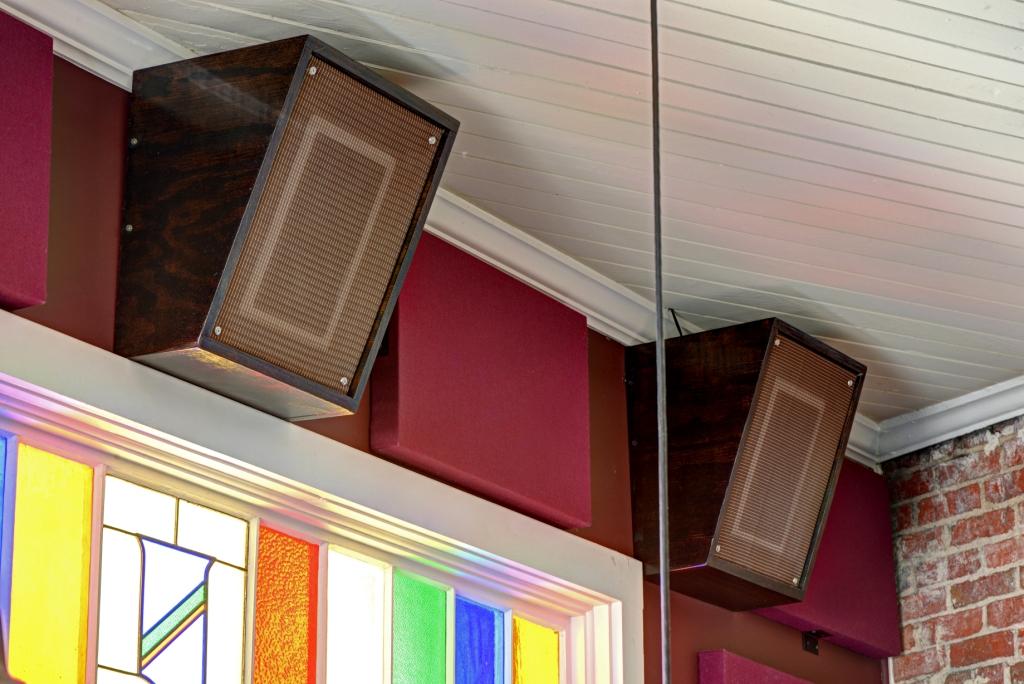 GIK Acoustics Spot Panneau Acoustiques The Imperial Restaurant