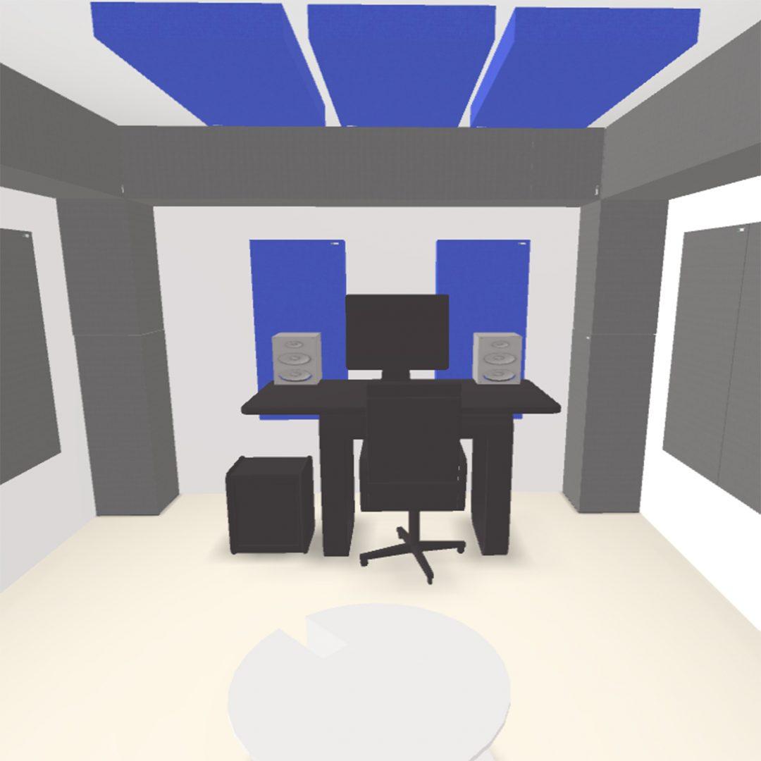 Studio du mixage et du mastering